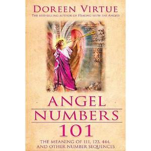 Virtue-Angel Numbers 101 book