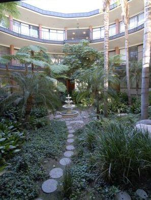 Beautiful Atrium that greets your clients