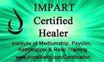 IMPART Certified Healer